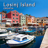 Losinj Island Photos & Losinj Pictures. Photography, Fotos & Images