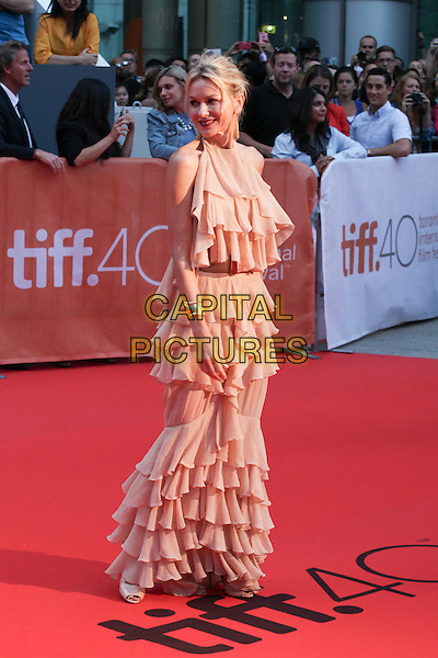 Toronto, Canada - September 10: Naomi Watts  attends the premiere of 'Demolition' at the 2015 Toronto International Film Festival on September 10, 2015 in Toronto, Canada.<br /> CAP/MPI99<br /> &copy;MPI99/Capital Pictures