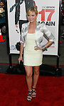 """HOLLYWOOD, CA. - April 14: Brittany Snow arrives at the premiere of Warner Bros. """"17 Again"""" held at Grauman's Chinese Theatre on April 14, 2009 in Hollywood, California."""