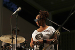 Lalah Hathaway Performs With The Robert Glasper Experiment at SummerStage Marcus Garvey Park, NY 8/7/12