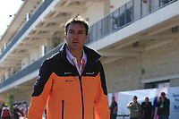 2nd November 2019; Circuit of the Americas, Austin, Texas, United States of America; Formula 1 United Sates Grand Prix, qualifying day; James Key, Technical Director McLaren - Editorial Use