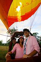 May 14 2019 Hot Air Balloon Gold Coast and Brisbane