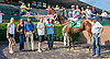 Sabbatarian winning at Delaware Park on 8/6/16