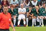 13.07.2019, Parkstadion, Zell am Ziller, AUT, FSP, Werder Bremen vs. Darmstadt 98<br /> <br /> im Bild / picture shows <br /> Davy Klaassen (Werder Bremen #30)<br /> Verletzung / verletzt / Schmerzen<br /> <br /> <br /> Foto © nordphoto / Kokenge
