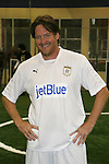 Donal Logue (Life) at the Celebrity soccer game to benefit Hollywood United for Haiti at 1st Setanta Cup Soccer Festival on April 11, 2009 at Chelsea Pers, NYC. (Photo  by Sue Cofln/Max Photos)