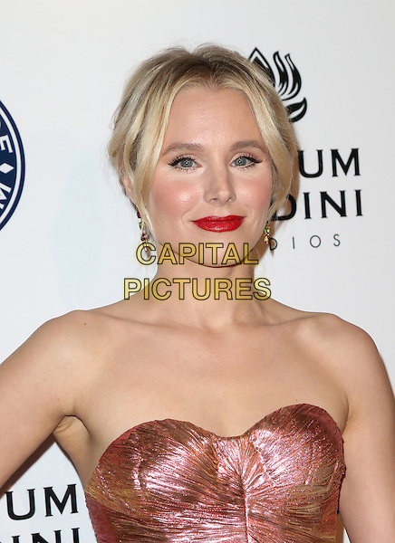 Los Angeles, CA - JANUARY 07: Kristen Bell, At The Art of Elysium presents Stevie Wonder's HEAVEN - Celebrating the 10th Anniversary, At Red Studios In California on January 07, 2017. <br /> CAP/MPIFS<br /> &copy;MPIFS/Capital Pictures