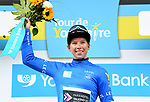 Lorena Wiebes (NED) Parkhotel Valkenburg wins Stage 1 and the Race Leaders Jersey of the 2019 ASDA Tour de Yorkshire Women's Race, running 132km from Barnsley to Bedale, Yorkshire, England.  3rd May 2019.<br /> Picture: ASO/SWPix | Cyclefile<br /> <br /> All photos usage must carry mandatory copyright credit (© Cyclefile | ASO/SWPix)