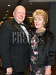 Peter and Margaret Rowan from Yapstone at the Drogheda Business Excellence Awards in City North Hotel. Photo:Colin Bell/pressphotos.ie