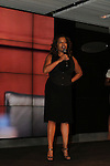 Honoree Danyel Smith Receives the WEEN Corporate Leadership Award at the 3rd Annual WEEN Awards Honoring Estelle, Keri Hilson, Tracy Wilson Mourning, Egypt Sherrod, Danyel Smith and Jennifer Yu Held at Samsung Experience at Time Warner Center, NY  11/10/11