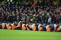 Stewards during Chelsea vs West Ham United, Premier League Football at Stamford Bridge on 30th November 2019