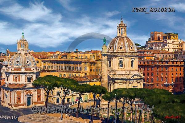 Marcello, LANDSCAPES, LANDSCHAFTEN, PAISAJES, paintings+++++,ITMCEO1023A,#l#, EVERYDAY