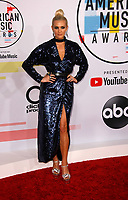 LOS ANGELES, CA - OCTOBER 09: Ashlee Simpson attends the 2018 American Music Awards at Microsoft Theater on October 9, 2018 in Los Angeles, California. <br /> CAP/MPI/IS<br /> ©IS/MPI/Capital Pictures
