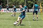 09.01.2019, Trainingsgelaende Randburg Football Club, Johannesburg, RSA, TL Werder Bremen Johannesburg Tag 07<br /> <br /> im Bild / picture shows <br /> <br /> Ilia Gruev (Werder Bremen #28)<br /> <br /> <br /> Foto &copy; nordphoto / Kokenge