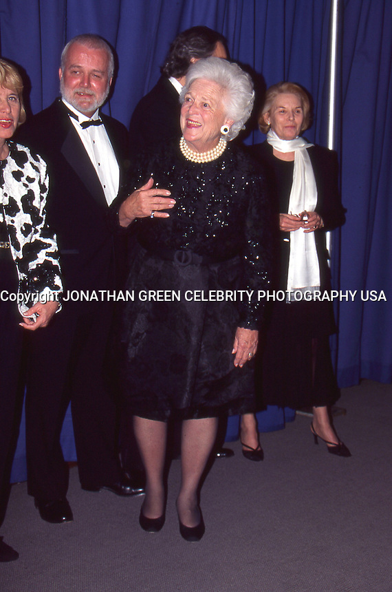 Barbara Bush 1996 by Jonathan Green