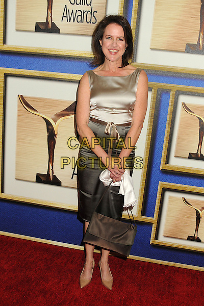 1 February 2014 - Los Angeles, California - Michelle Ashford. 2014 Writers Guild Awards West Coast held at the JW Marriott Hotel.  <br /> CAP/ADM/BP<br /> &copy;Byron Purvis/AdMedia/Capital Pictures