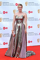 Camilla Kerslake<br /> at Virgin Media British Academy Television Awards 2019 annual awards ceremony to celebrate the best of British TV, at Royal Festival Hall, London, England on May 12, 2019.<br /> CAP/JOR<br /> &copy;JOR/Capital Pictures
