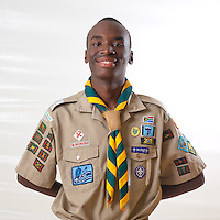 Scout from South Africa.