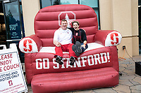 STANFORD, CA - June 16, 2019: Stanford Athletics Department hosts a Graduation Breakfast at Jimmy V's.