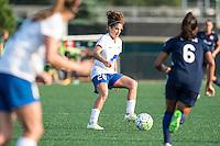 Allston, MA - Sunday July 17, 2016: Angela Salem during a regular season National Women's Soccer League (NWSL) match between the Boston Breakers and Sky Blue FC at Jordan Field.
