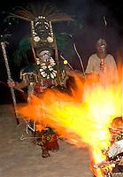 TAE-Mayan Fire Ceremony, Riviear Maya Mexico 6 12
