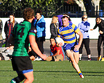 Marist v Wanderers, Car Company Nelson Bays Division 1 Rugby, 31 May 2014, Trafalgar Park, Nelson, New Zealand<br /> Photo: Marc Palmano/shuttersport.co.nz