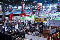 NEW YORK, NY - JUNE 23: People attend the Summer Fancy Food Show at the Javits Center in the borough of Manhattan on June 23, 2019 in New York, The Summer Fancy Food Show is the largest and biggest specialty food industry event in the continent (Photo by Kena Betancur/VIEWpress/Corbis via Getty Image