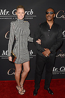 HOLLYWOOD, CA - SEPTEMBER 06: Paige Butcher and Eddie Murphy at the premiere of 'Mr. Church' at ArcLight Hollywood on September 6, 2016 in Hollywood, California. Credit: David Edwards/MediaPunch