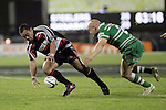Simon Lemalu  during the Air New Zealand rugby game between Counties Manukau Steelers & Manawatu, played at Mt Smart Stadium on the 22nd of September 2006. Counties Manukau 25 - Manawatu 25.