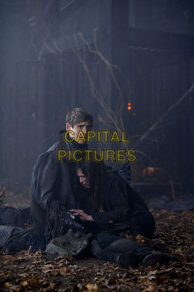 JEAN LUC BILODEAU & SAMM TODD.in Trick 'r Treat  .**Filmstill - Editorial Use Only**.CAP/FB.Supplied by Capital Pictures