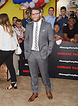 WESTWOOD, CA - AUGUST 09: Actor/producer/writer Seth Rogen arrives at the Premiere Of Sony's 'Sausage Party' at Regency Village Theatre on August 9, 2016 in Westwood, California.