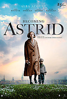 BECOMING ASTRID (orig. title UNGA ASTRID - 2018)<br /> AMERICAN POSTER<br /> *Filmstill - Editorial Use Only*<br /> CAP/FB<br /> Image supplied by Capital Pictures