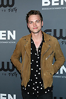 LOS ANGELES - AUG 4:  Alexander Calvert at the  CW Summer TCA All-Star Party at the Beverly Hilton Hotel on August 4, 2019 in Beverly Hills, CA