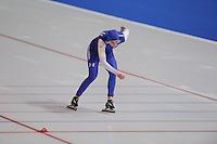 SCHAATSEN: ERFURT: Gunda Niemann Stirnemann Eishalle, 22-03-2015, ISU World Cup Final 2014/2015, Heather Richardson (USA), ©foto Martin de Jong