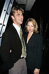 James Van Der Beek and Michelle Williams attending the 1998 NATPE Convention in New Orleans, Louisiana on January 21st, 1998.