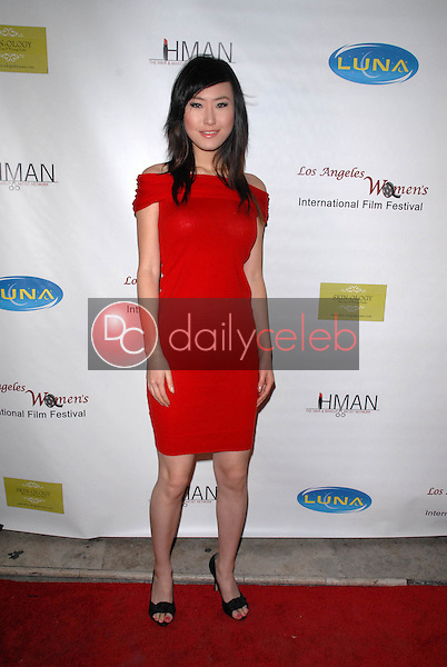 """Karen Yang<br /> at the 6th Annual Los Angeles Women's Int'l Film Festival Opening Night Benefit Screening of """"Serious Moonlight,"""" The Libertine, West Hollywood, CA. 03-26-10<br /> David Edwards/DailyCeleb.com 818-249-4998"""