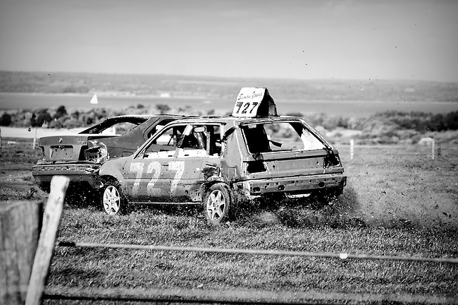 Banger & Stock car Racing on the Isle of Wight