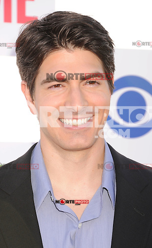 BEVERLY HILLS, CA - JULY 29: Brandon Routh arrives at the CBS, Showtime and The CW 2012 TCA summer tour party at 9900 Wilshire Blvd on July 29, 2012 in Beverly Hills, California. /NortePhoto.com<br />