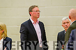 Arthur Spring  at the Kerry General Election Count in Killarney.