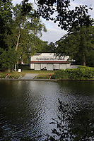 Berlin, GERMANY.  General views,  Ruder Club Spandau, early morning Thursday, 12/06/2008  [Mandatory Credit:  Peter SPURRIER / Intersport Images] . Boat house