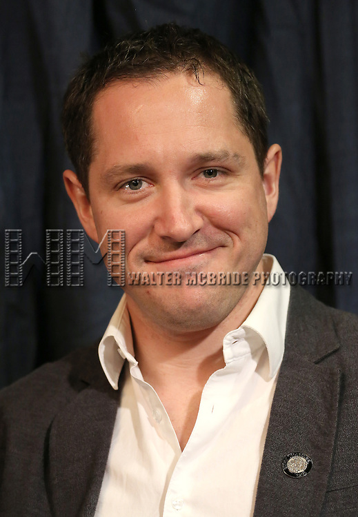 Bertie Carvel  'In The Spotlight' at the 2013 Tony Awards Meet The Nominees Junket  at the Millennium Broadway Hotel in New York on 5/1/2013...