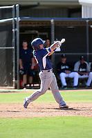 Hunter Redman - 2014 AIL Dodgers (Bill Mitchell)