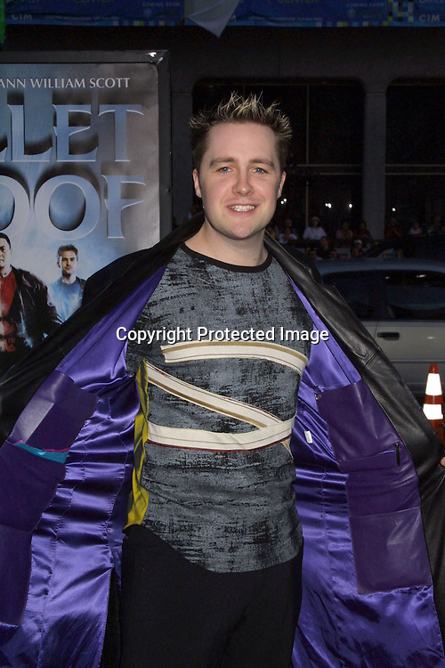 "©2003 KATHY HUTCHINS / HUTCHINS PHOTO.""BULLETPROOF MONK"" Premiere.HOLLYWOOD, CA.APRIL 9, 2003..KEITH BARRY"
