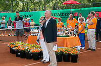 August 9, 2014, Netherlands, Rotterdam, TV Victoria, Tennis, National Junior Championships, NJK,  Prize giving<br /> Photo: Tennisimages/Henk Koster