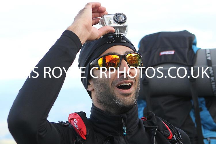 Race number 148 - Pierre- Julien Michel - Norseman Xtreme Tri 2012 - Norway - photo by chris royle/ boxingheaven@gmail.com