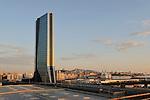 tour CMA-CGM par l'architecte Zaha Hadid, Marseille