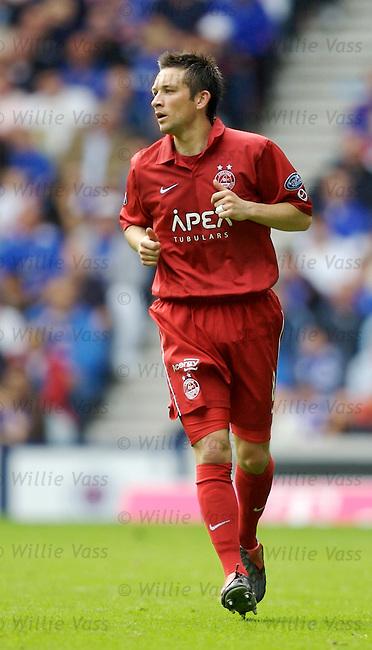Barry Nicholson, Aberdeen.stock season 2006-2007.pic willie vass