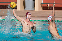 Stanford Water Polo M vs Pepperdine, October 21, 2017