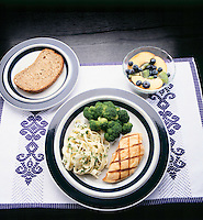 NUTRITIONAL GUIDELINE PORTIONS OF FOOD<br />