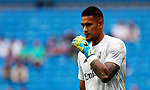 Real Madrid CF's Alphonse Areola during La Liga match. Aug 24, 2019. (ALTERPHOTOS/Manu R.B.)