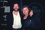 SAM KINISON with Eric CLapton at The Comedy Store